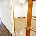 1250 Fulton. Interior photo of upstairs office. Photo of vacant conference room.