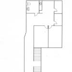 1250 Fulton mezzanine floor plan